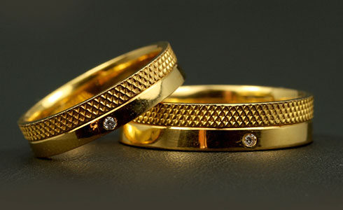 Couple Rings Savory Jewellery