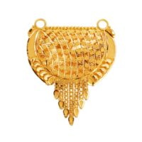 GOLD PENDANTS FOR MANGALSUTRAS